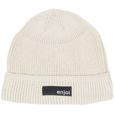 Enjoi Best Ever Beanie - Bone