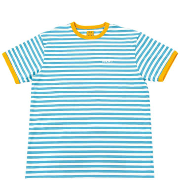WKND Stripe T-Shirt - Blue / White