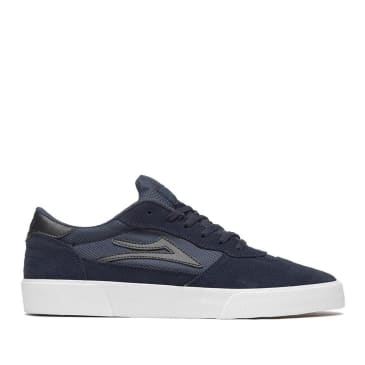 Lakai Cambridge Suede Skate Shoes - Navy