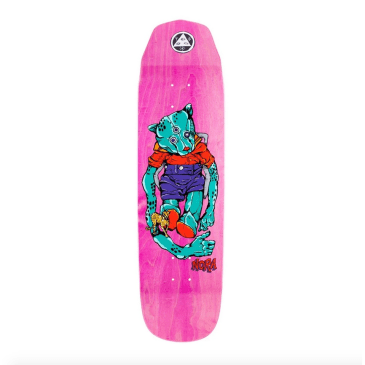 Welcome Skateboards - Welcome Nora Teddy On Wicked Queen Deck 8.125