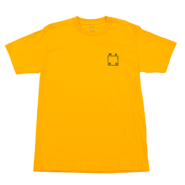 WKND Logo T-Shirt - Yellow