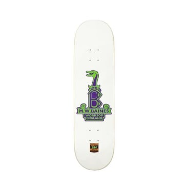 "Lost Art - 8.375"" Mark Baines Raleigh-Gator Skateboard Deck"