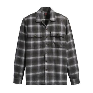 Levi's Skateboarding Long Sleeve Work Shirt - Burton Multi