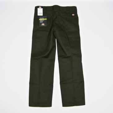 Dickies - 873 Slim Straight Workpant - Olive Green