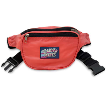 Quartersnacks Party Satchel - Red