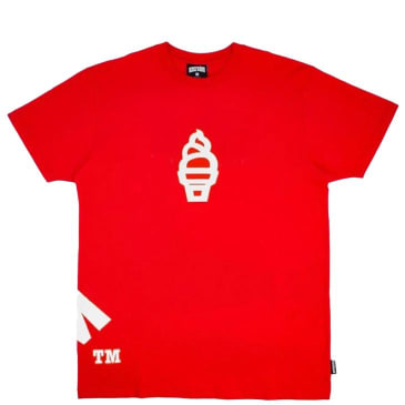 BBC Ice Cream They Were Cones! T-Shirt - Red