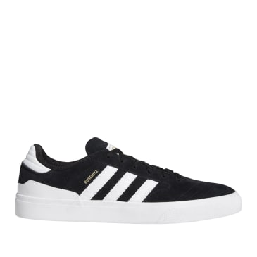 adidas Skateboarding Busenitz Vulc II Shoes - Core Black / Cloud White / Gum