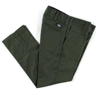 DICKIES '67 894 Slim Fit Pant Olive Green