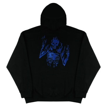 Yardsale Skully Hoodie - Black