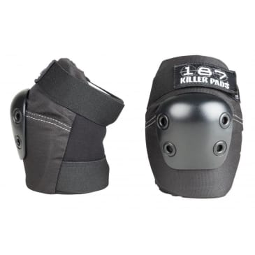 187 'Slim' Elbow Pads (Black)