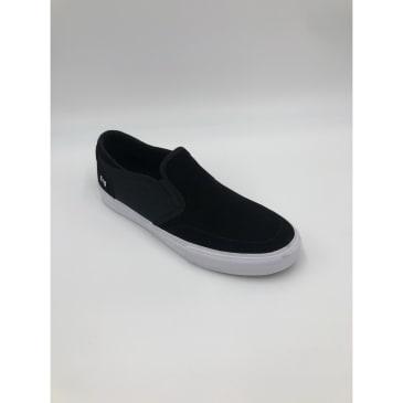 State Footwear- Keys Black/White $60