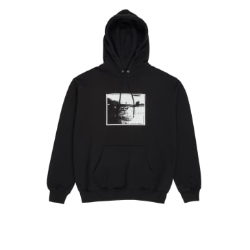Polar Skate Co Lost Hoodie - Black