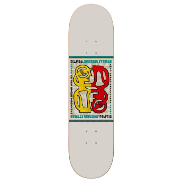 Politic Deck Ettman Unity 8.0