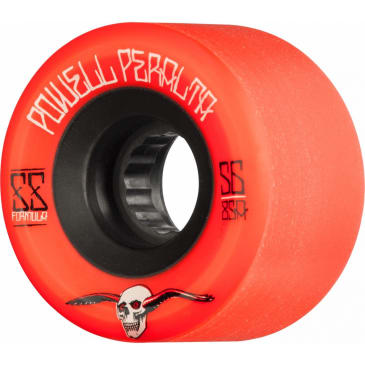 Powell Peralta G-Slides 56mm 85A Wheels (Red)