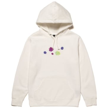 HUF Psycho Daisies Pullover Hoodie - Unbleached