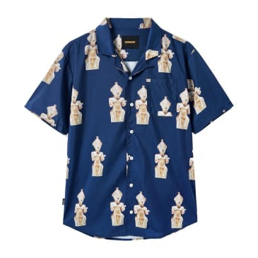 Butter Goods - Sculpture Shirt - Navy