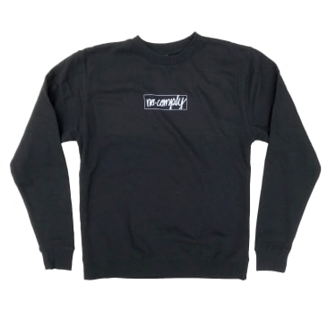 No-Comply Crew Sweater