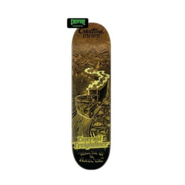 Creature Reyes Roadside Terror Powerply Deck (8)