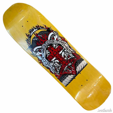 Dogtown Deck Scott Oster M80 8.875x32.25 Assorted Stains