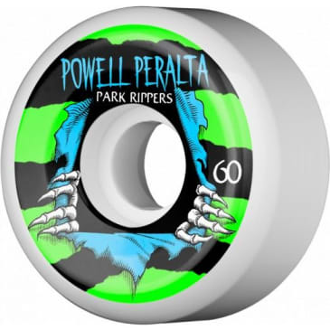 Powell Peralta Ripper Skateboard Wheels 60mm 104A