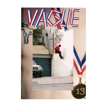 """VAGUE MAG-""""ISSUE #13"""""""