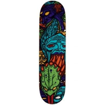 Deathwish Neen Williams Spew 3 Twin Nose Skateboard Deck