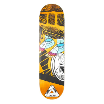 "Palace Skateboards Fairfax S17 8.06"" Skateboard Deck"