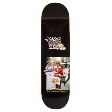 """WKND Alexis Sablone Welcome to Earth Skateboard Deck - 8.38"""""""