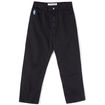 Polar Skate Co '93 Denim - Pitch Black