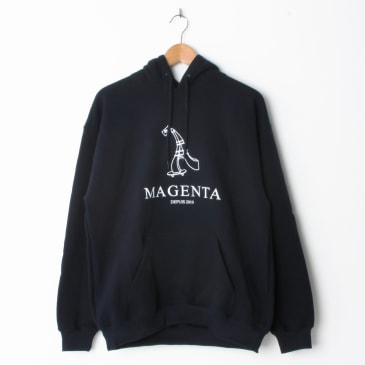 Magenta 10 Year Collection Hood Navy
