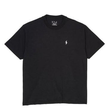 Polar Skate Co No Comply T-Shirt - Black