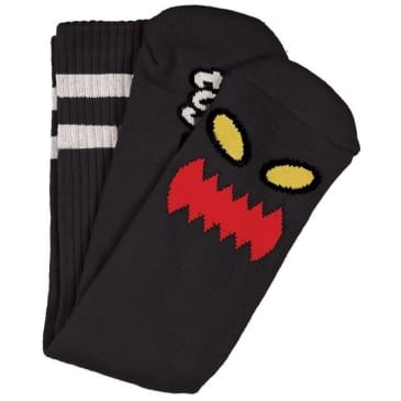 Toy Machine Monster Face Sock