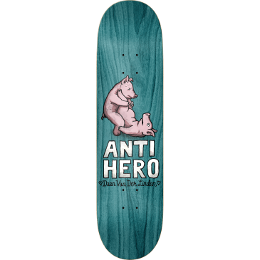 Anti Hero Skateboards- Daan Lovers 2 8.38""