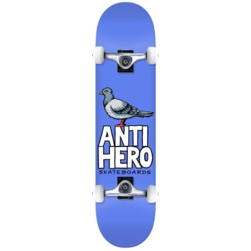 "Anti Hero Skateboards - 8.0"" Pigeon Hero Complete Skateboard"