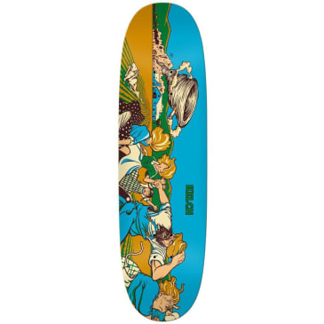 Real Skateboards - James Kelch Twister Reissue Deck 8.75""
