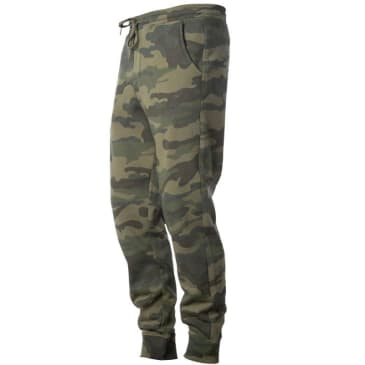 Black Sheep Label Series Midweight Fleece Pant Forest Camo