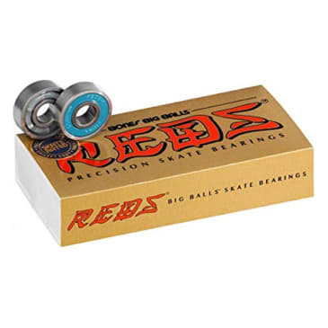 Bones - Big Balls Reds Bearings 16 Pack