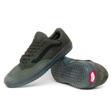 Vans AVE Pro Rainy Day Shoes - Forest Night/Black