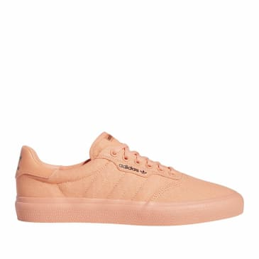 adidas Skateboarding 3MC Shoes - Chalk Coral / Black