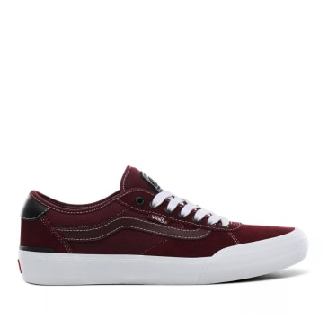 Vans Chima 2 Pro Skate Shoes - Port Royale / True White