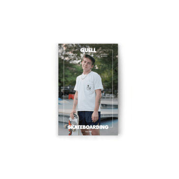 Quell Skateboarding Magazine Issue 005