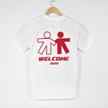 Welcome Skate Store - 2020 T-Shirt - White