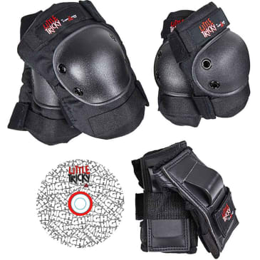 Triple 8 Little Tricky 3-Pack Youth Pads