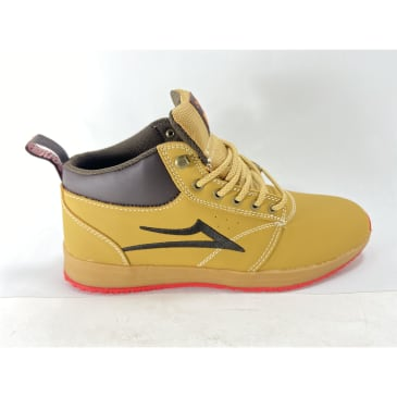 Lakai Griffin Mid All Weather Gold