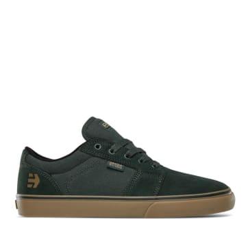 Etnies Barge LS Skate Shoe - Black / Gum / Grey