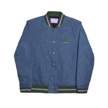 Alltimers League Varsity Jacket