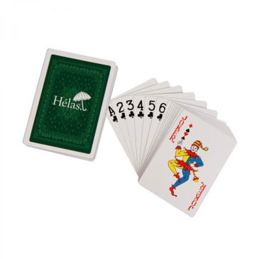 Helas Playing Cards
