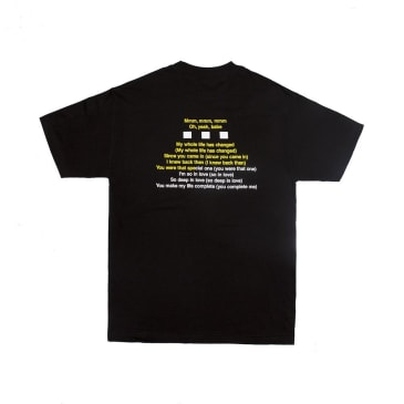 Alltimers Karaoke T-Shirt - Black