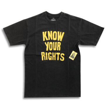 Brixton X Joe Strummer Know Your Rights II Shirt