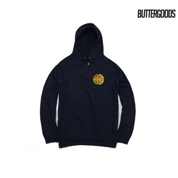 Butter Goods Lateral Logo Hoodie